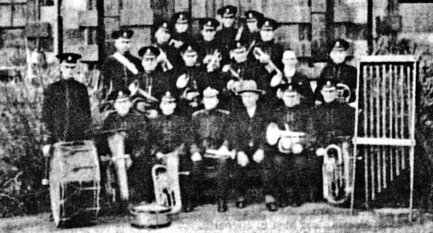 Cornish Brass Bands – Bodmin