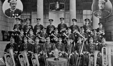 Cornish Brass Bands – Camborne