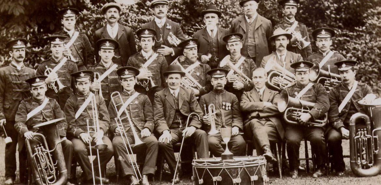 Cornish Brass Band Contests – St Agnes 1914