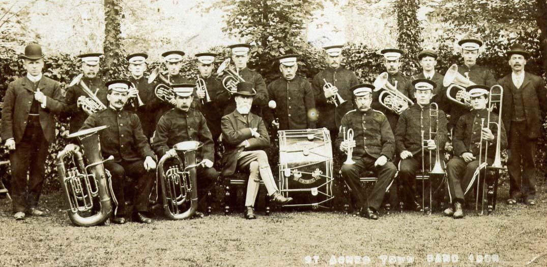 Cornish Brass Bands – St Agnes