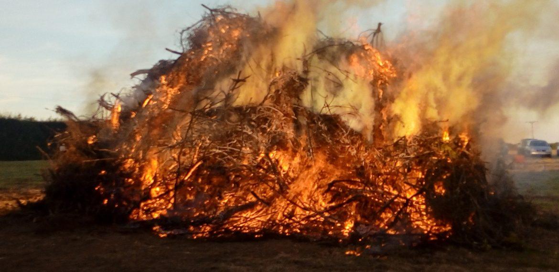 Tansys Golowan / Midsummer Bonfires