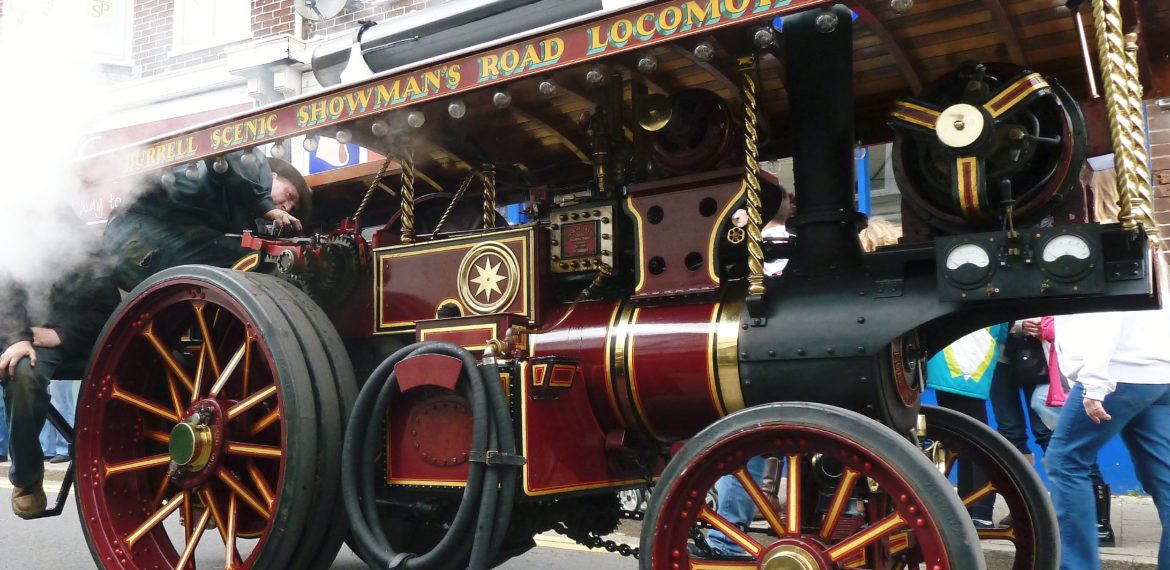 Trevithick Day